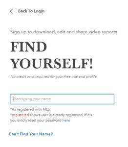 Agent profile register