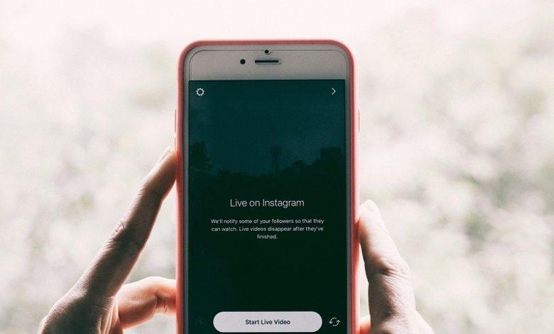 Instagram live for realtors