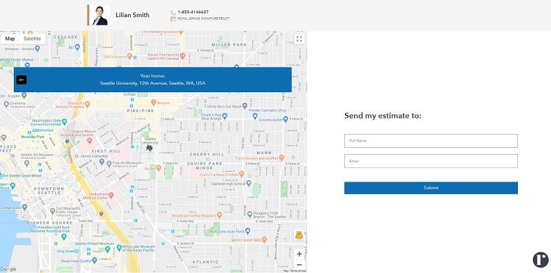 home evaluation form