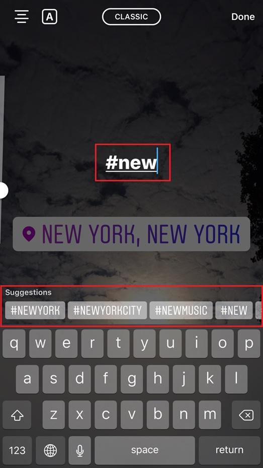 Hashtag New York