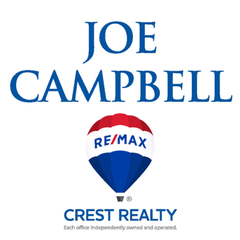 RE/MAX Crest Realty logo